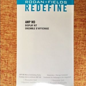 Rodan & Fields Makeup - REDEFINE AMP MD Derma-Roller Rodan & Fields